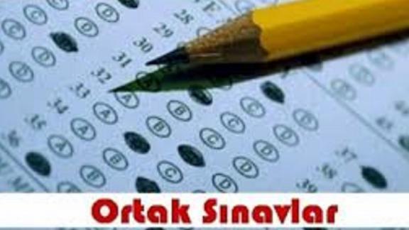 M�LL� E��T�M 2014-2015 �HSAN�YE GENEL� 1. ORTAK SINAVI SONU�LARI